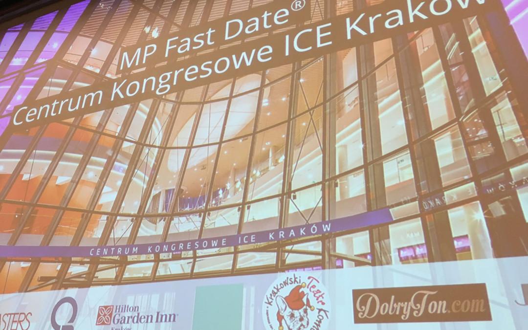 2017.02.03 26. MP Fast Date Kraków