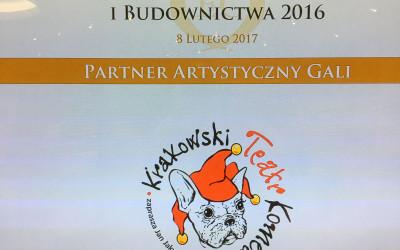"""2017.02.08 Uroczysta Gala """"Diamenty Infrastruktury i Budownictwa 2016"""""""