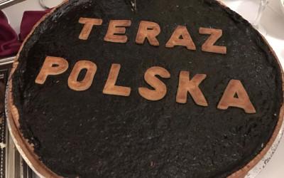 """2017.12.04 – Spotkanie Wigilijne Klubu """"Teraz Polska"""" Warszawa"""