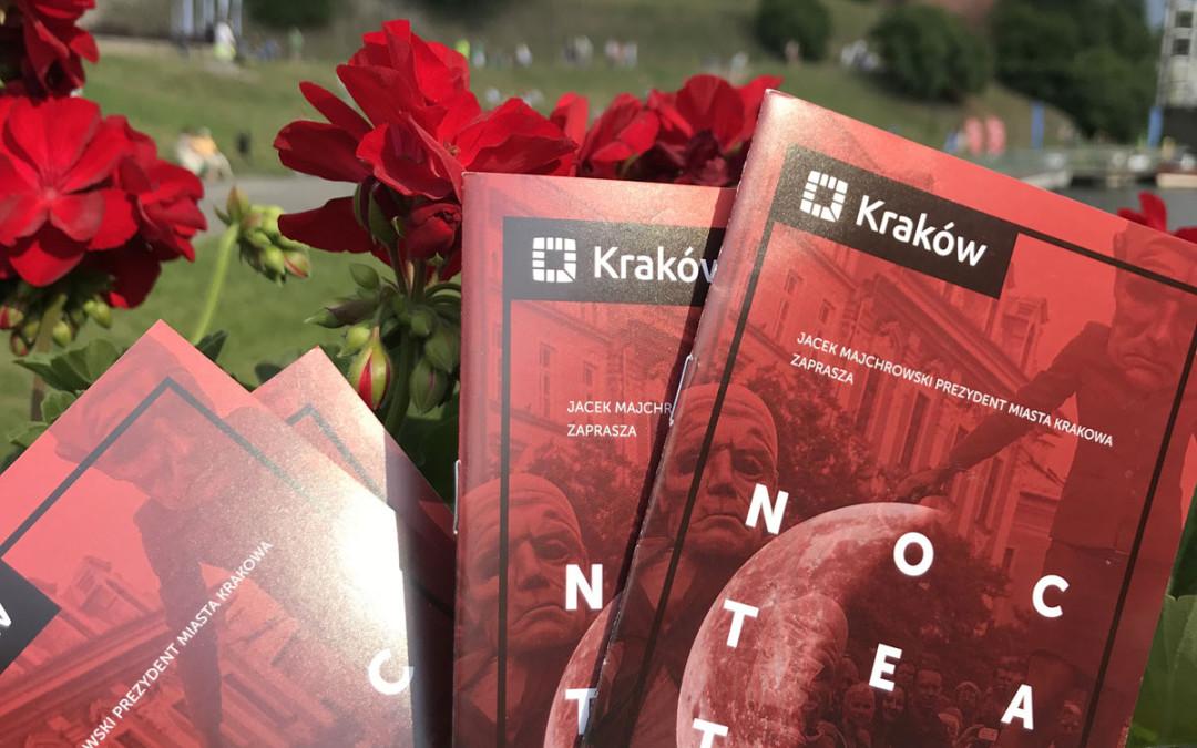 """2018.06.16 – NOC TEATRÓW, """"Mąż i Żona"""", Statek Stefan Batory, Kraków"""